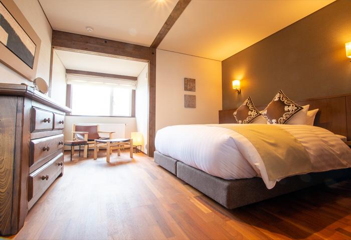 "Western-style room: ""Modern"" 17.59㎡"