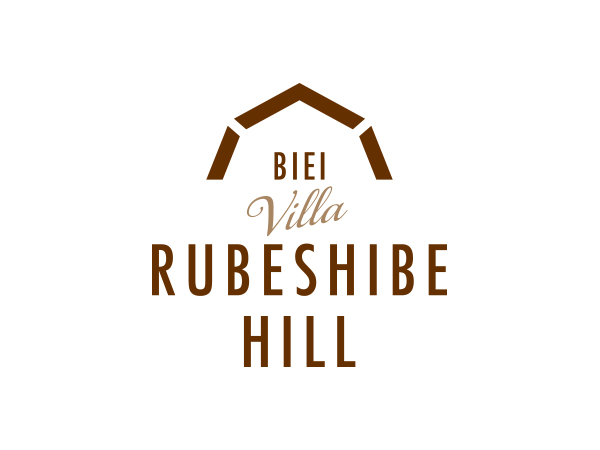 VILLA RUBESHIBE HILL: Logo Mark